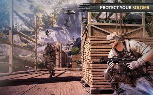 Real Commando Secret Mission - Free Shooting Games  screenshots 3