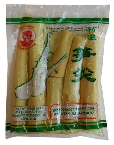 Bamboo Shoot Tip 454 g Cock