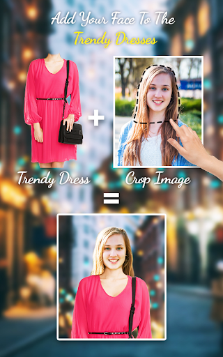 Girls Photo Editor - Women Saree & Fashion 1.1 screenshots 8