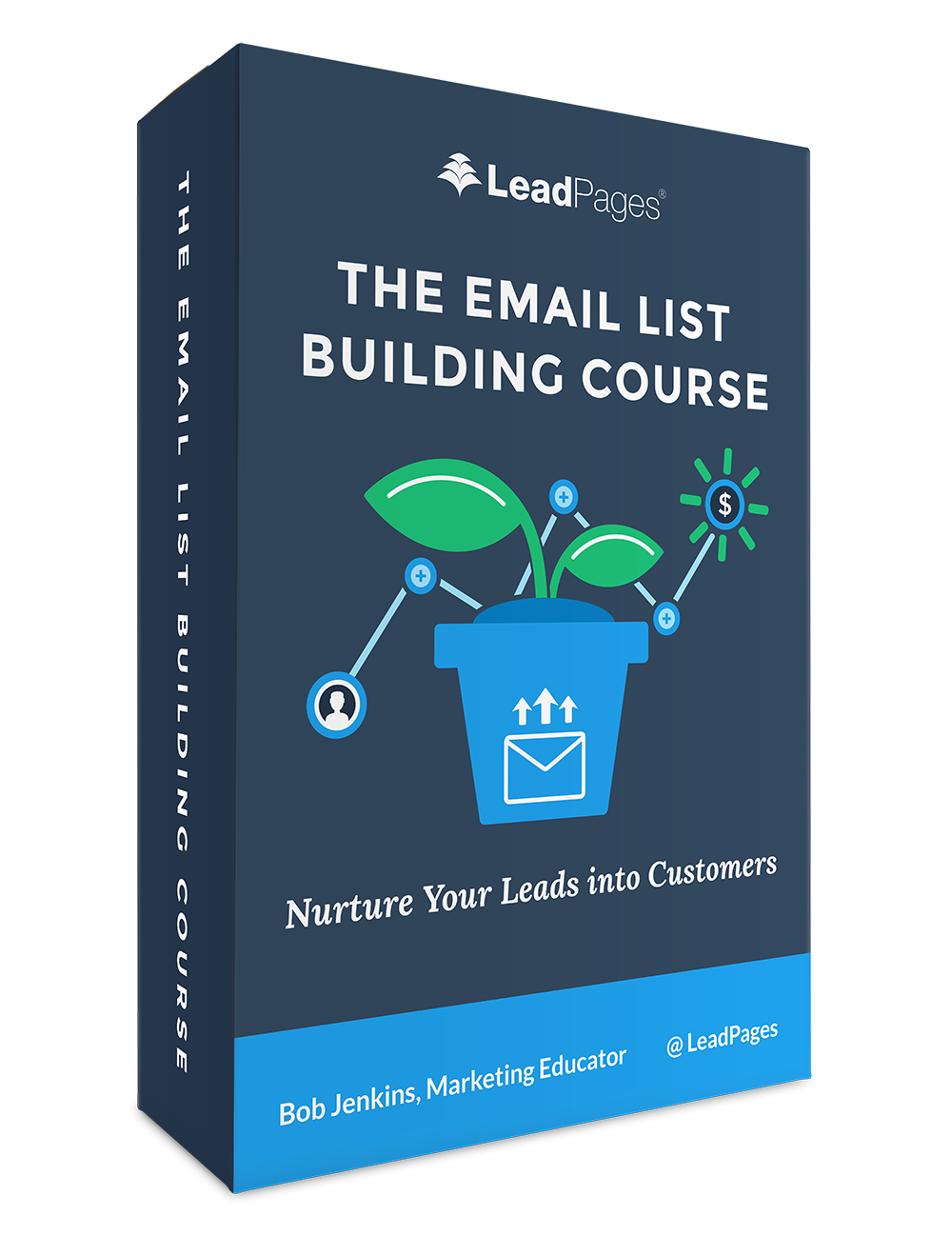 Download the Leadpages email list building course now