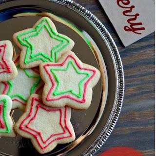 The Best Ever Sugar Cookies.