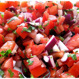 Pico de Gallo Salsa.
