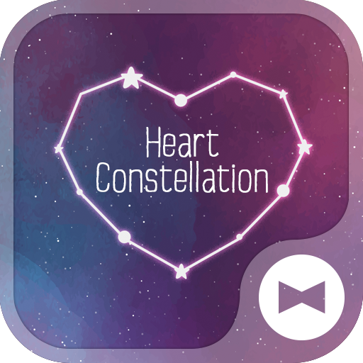 Heart Constellation Wallpaper Icon