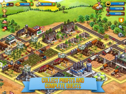 Tropic Paradise Sim: Town Building City Game 1.4.4 screenshots 12