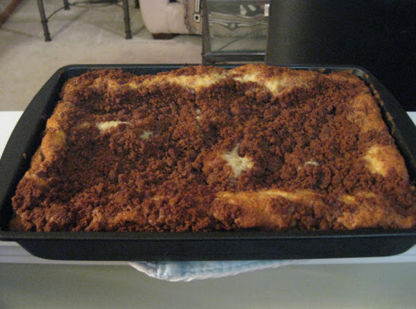 Nana Lou's Cinnamon Coffee Cake Recipe