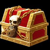 海賊の宝箱(金)