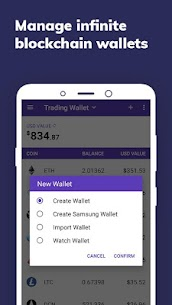 Enjin: Bitcoin, Ethereum, Blockchain Crypto Wallet App Latest Version Download For Android and iPhone 3