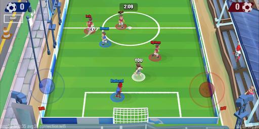 Soccer Battle  screenshots 22