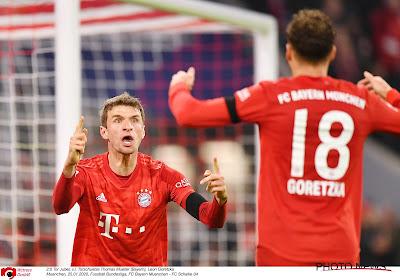 Deux joueurs du Bayern combattent le coronavirus