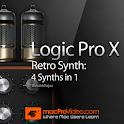 Retro Synth Tour For Logic Pro icon