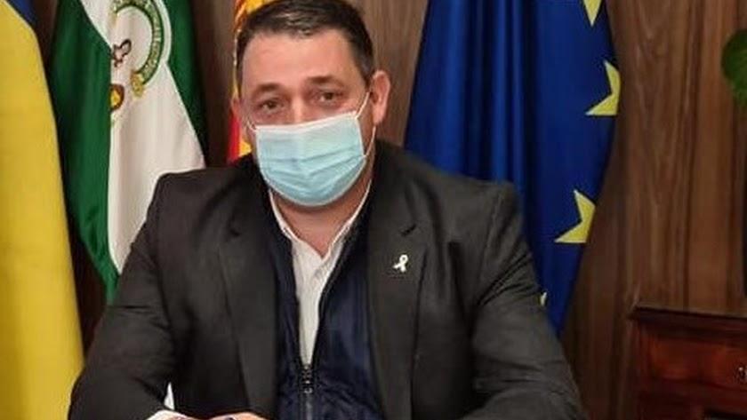 El alcalde de Tíjola, positivo por coronavirus.