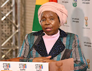 Co-operative governance & traditional affairs minister Nkosazana Dlamini-Zuma said no physical contact is permitted in places of worship, and congregants must ensure they remain 1.5m apart.