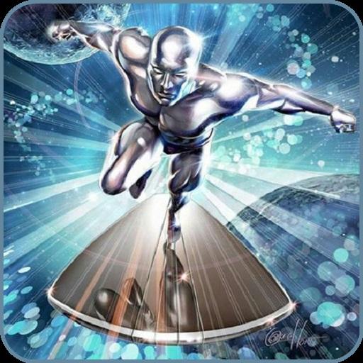 App Insights Silver Surfer Wallpaper