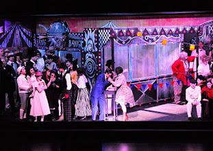 Photo: Salzburger Osterfestspiele 2015: I PAGLIACCI. Premiere 28.3.2015, Inszenierung: Philipp Stölzl. Copyright: Barbara Zeininger