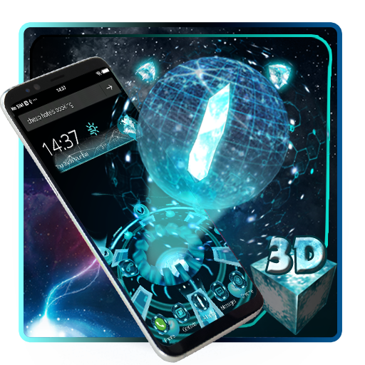 3D Next Tech 2 Plus Launcher