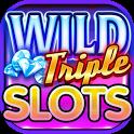 Wild Triple Slots: Vegas Casino Classic Slots icon