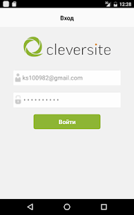 CleverSite- screenshot thumbnail