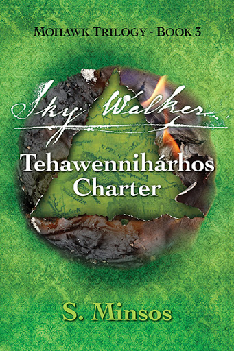 Sky Walker Tehawennihárhos Charter cover