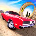 Classic Car Driving & Racing Simulator icon
