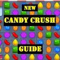 New Candy Crush Saga Guide icon