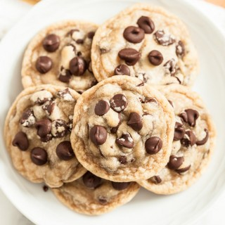 Chewy Gluten-Free Chocolate Chip Cookies Recipe