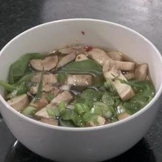 Weight Watchers Oriental Pork Soup