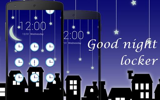 Good Night-DIY Locker
