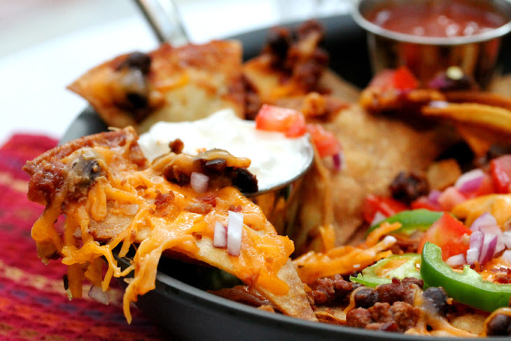 Chili Bacon Nachos Recipe