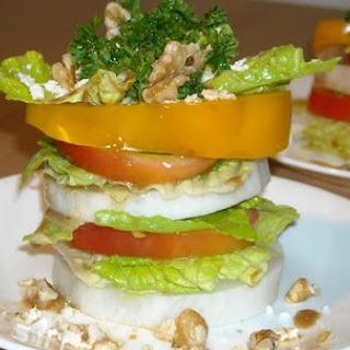 """Babel"" Salad With Daikon Radish"