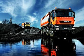 Photo: IVECO New Trakker Tipper by Fandos Auto Trader Used and New Trucks. Teruel, Spain. / Nuevo IVECO Trakker Dumper por Talleres Fandos, camiones nuevos y usados en Teruel,  España