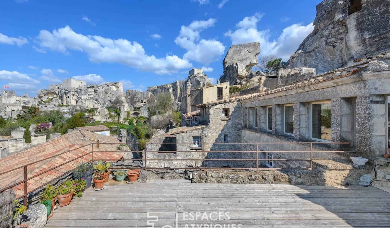 Maison avec terrasse Les Baux-de-Provence