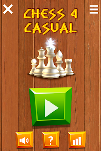 Chess 4 Casual – 1 or 2-player App Download For Android and iPhone 1