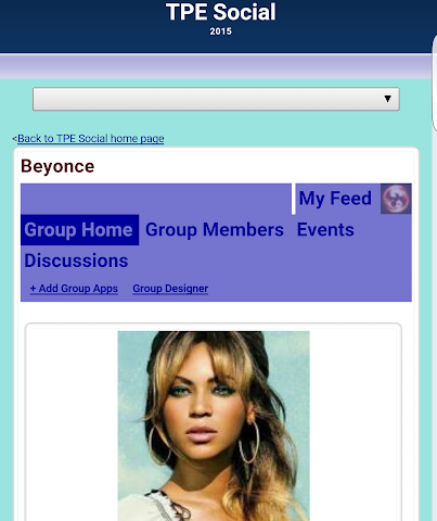 android Groups And Apps Screenshot 4