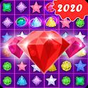 Jewel Diamante Crush - Jewels Classic Match 3 icon