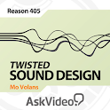 Sound Design Course For Reason icon