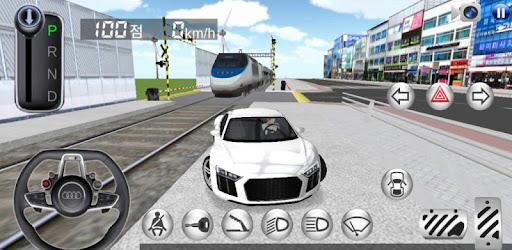 3D Driving Class Mod Apk