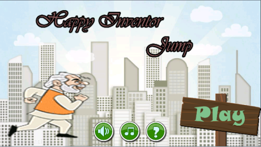 Happy Inventor Jump