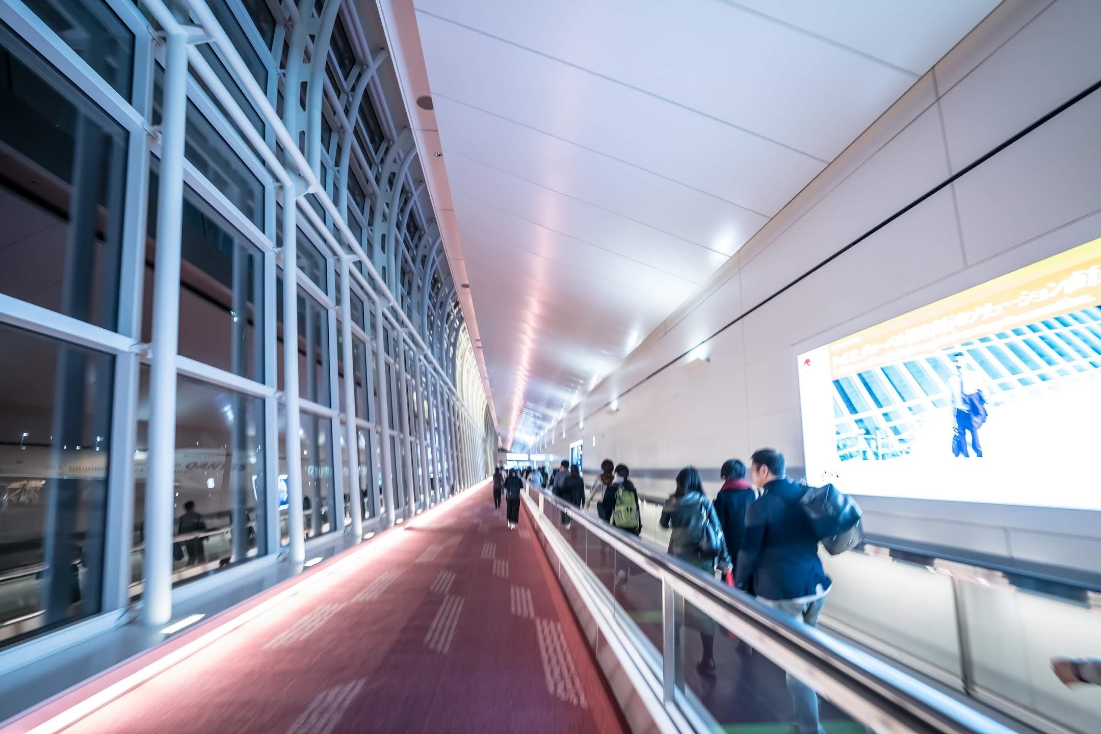 羽田空港 国際線1