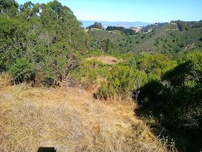 Photo: Top of the ridge