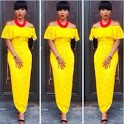 African Female 2019 Fashion and Styles icon