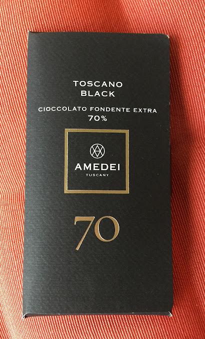toscano black bar
