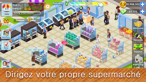 Télécharger My Supermarket Story: Simulez un magnat de magasin APK MOD 2