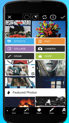 Proter for PicsArt 2017 - Free Photo Editor tips for PC