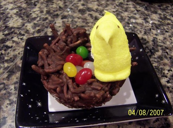 Simple Easter Nests Recipe