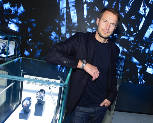 Brendon Fallis, Watches of Switzerland, Hudson Yards