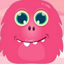 Candy Monster Icon