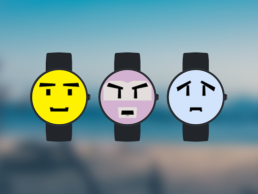 Emoji Moods Watch Face