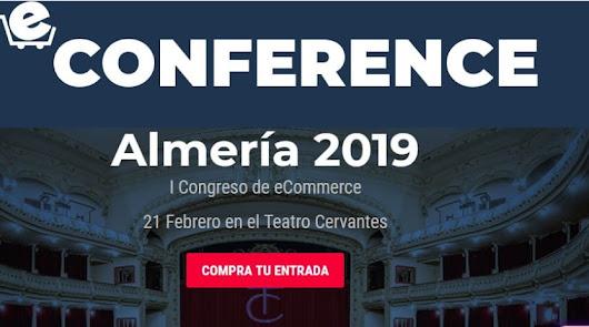 La empresa del futuro en Econference Almería'19