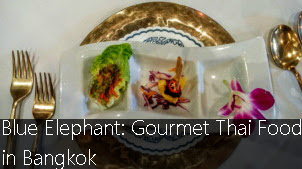 Blue Elephant: Gourmet Thai Food in Bangkok