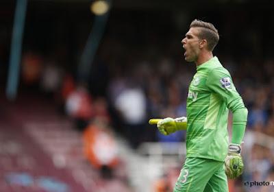 Adrian va remplacer Mignolet à Liverpool